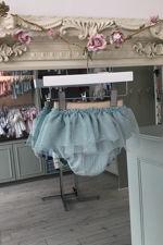 Millie blue tulle jam pants