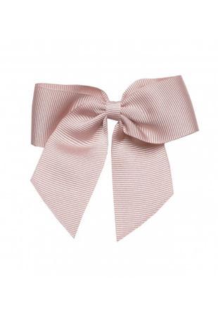 Condor dusky pink hair bow