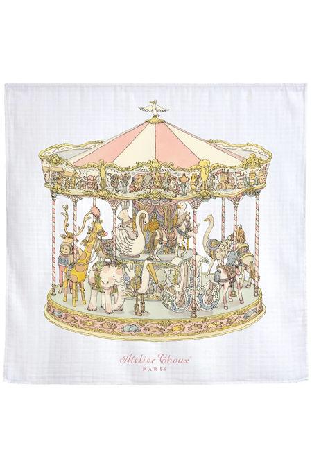 Atelier Choux Carré- Carousel Pink
