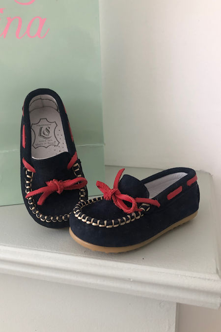Leon shoes boy loafers