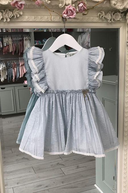 Marta Y Paula Candy blue dress