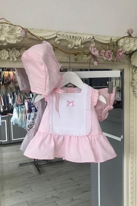 Yoedu Angelica pink 3 piece set