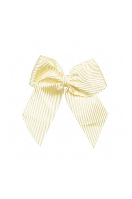 Condor lemon hair bow