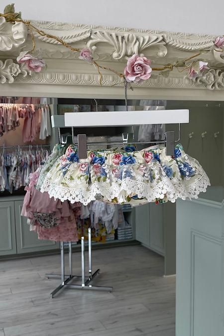 Phi floral lace jam pants