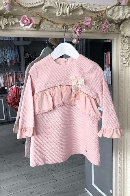 Yoedu Olivia pink dress