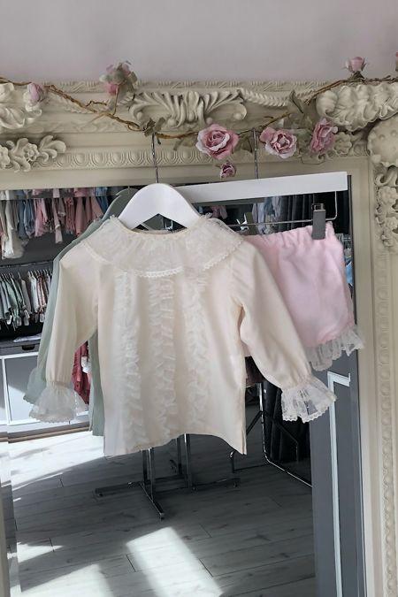 Rochy pink jam pants set