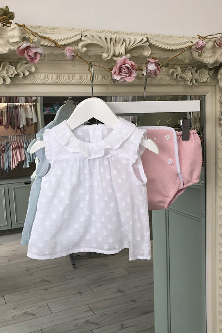 Yoedu Lily pink jam pants set