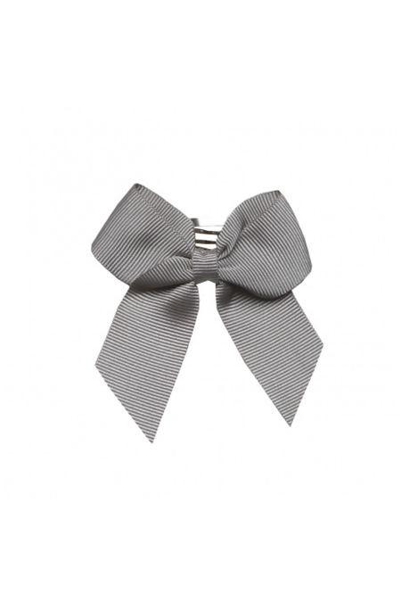 Condor grey hair bow