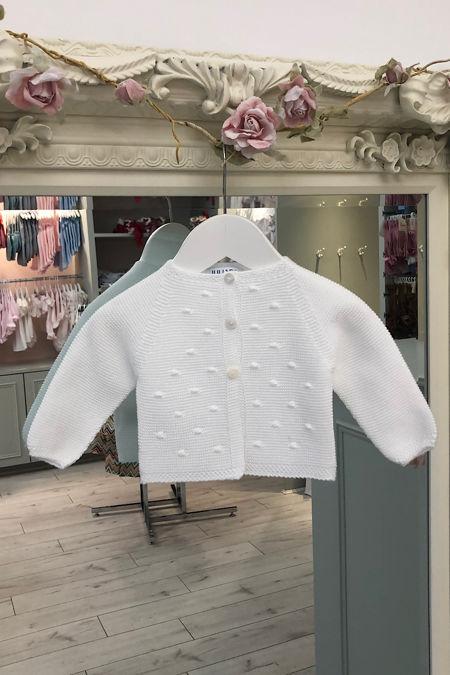 Juliana cream cardigan-Copy