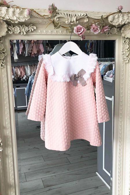 Rochy bubble pink dress