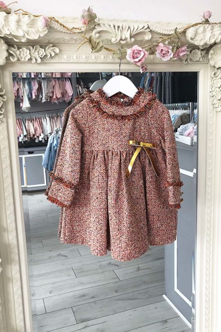 Rochy tweed dress