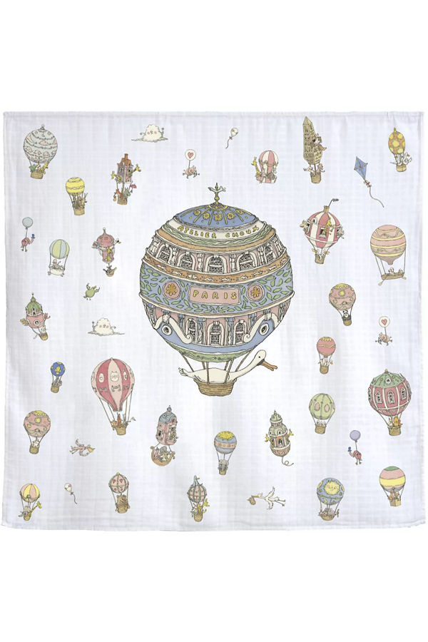 Atelier Choux Carré- Hot air balloon