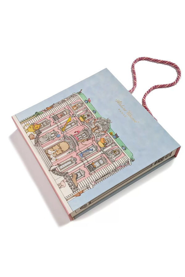 Atelier Choux Paris Monceau Mansion Gift Box